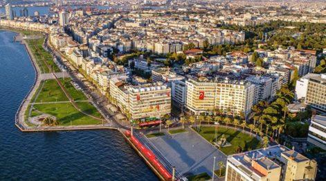 Bakan Kurum İzmir'de riskli bina yüzdesini açıkladı
