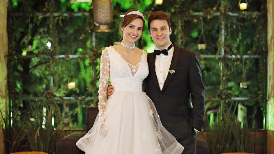 'Yeni Gelin' evlendi