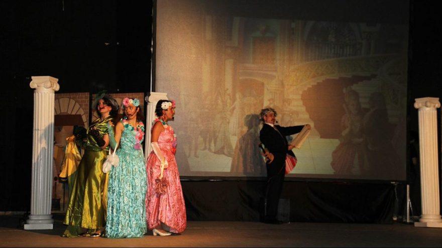 17'nci Kadıköy Çocuk Tiyatro Festivali başladı