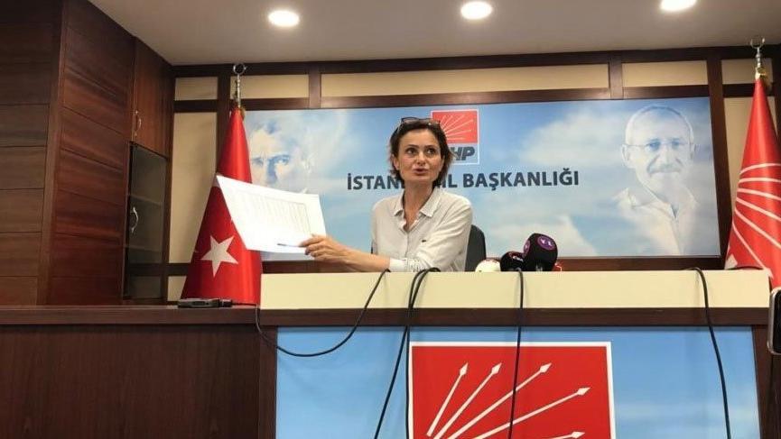 CHP'li Kaftancıoğlu'ndan kurultay açıklaması