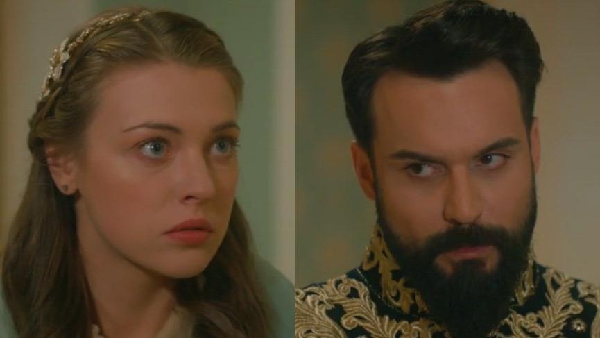 Kalbimin Sultanı 5. yeni bölüm fragmanı yayınlandı! Sultan Mahmud, Anna'nın mektubunu okuyacak mı?