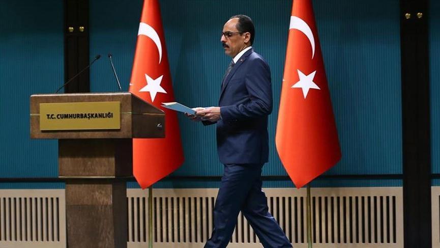 Cumhurbaşkanlığı Kabinesi ilk kez toplandı