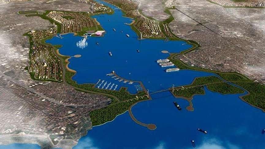 Kanal İstanbul başlamadan küçüldü