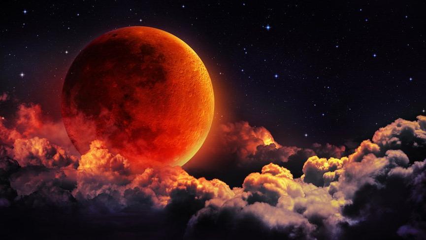 Kova burcunda Ay Tutulması haftası