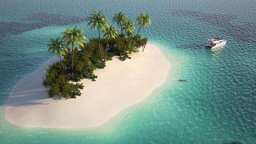 Karayipler'i cennet köşesine çeviren ada ülkeleri