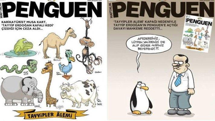 Mahkeme, ODTÜ'lü öğrencilerin tutuklanmasına sebep olan karikatür için 'ifade özgürlüğü' demişti