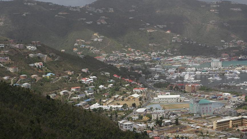 Karayipler'de kasırga alarmı