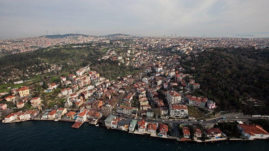 İstanbul'da Kuzguncuk da kentsel dönüşüm alanı ilan edildi