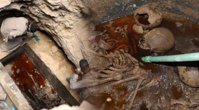 Mısır'da bulunan gizemli lahitin sırrı çözüldü!