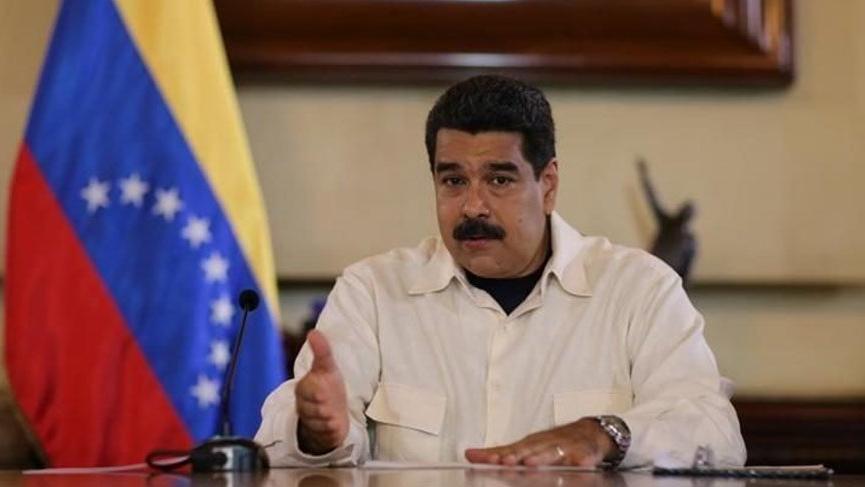 Maduro'yı Trump'ın sözleri harekete geçirdi!