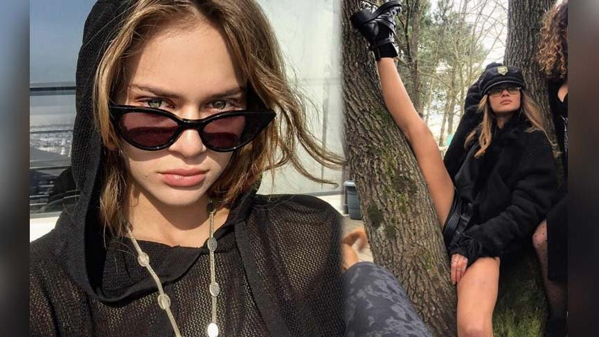 Amerika'dan tatile gelen model İstanbul'da camdan düştü