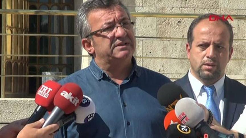 CHP'den Enis Berberoğlu açıklaması!