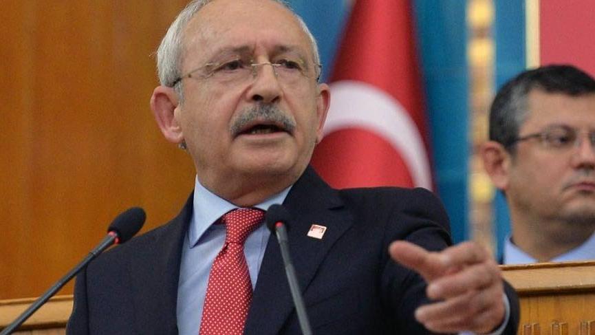 Kılıçdaroğlu'ndan Berberoğlu açıklaması!
