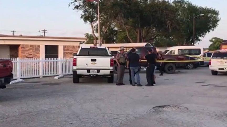 Teksas'da bakımevine silahlı saldırı: 5 ölü