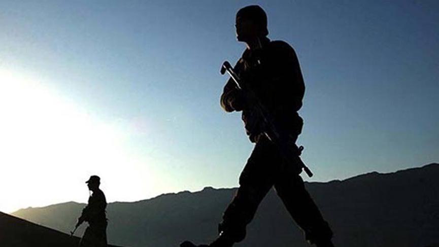 Giresun'da teröristlerle sıcak temas