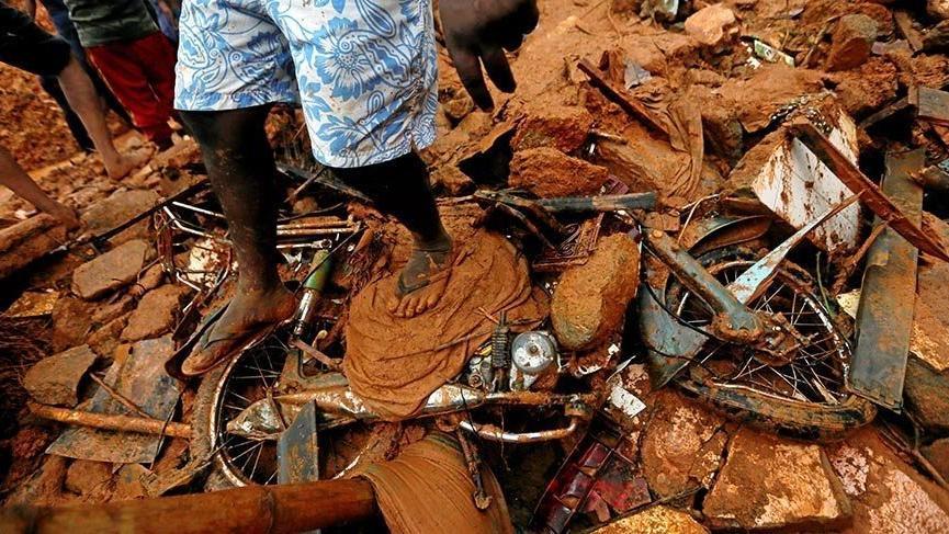 Hindistan'da muson felaketi: 66 ölü