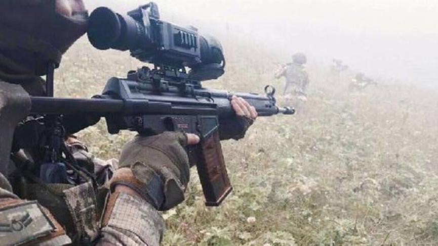 Bitlis'te operasyon: 4 terörist öldürüldü