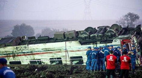 Başsavcılıktan tren kazası ile ilgili açıklama!
