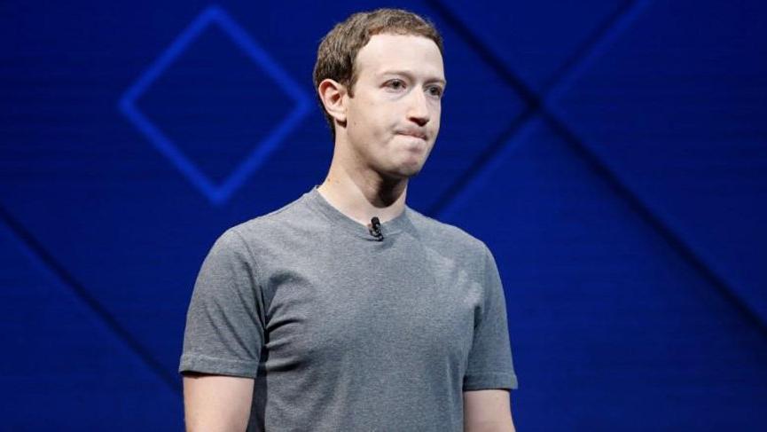Facebook 150 milyar dolar eridi