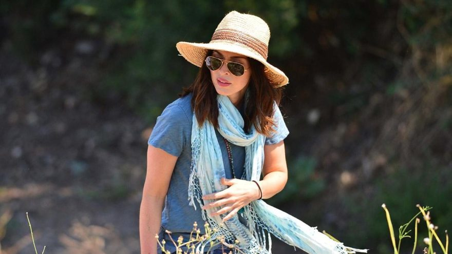 'Megan Fox, Bozcaada'dan memnun ayrıldı'