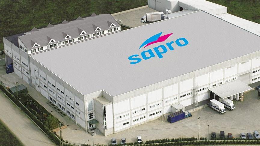 Sapro'ya sosyal sorumluluk belgesi