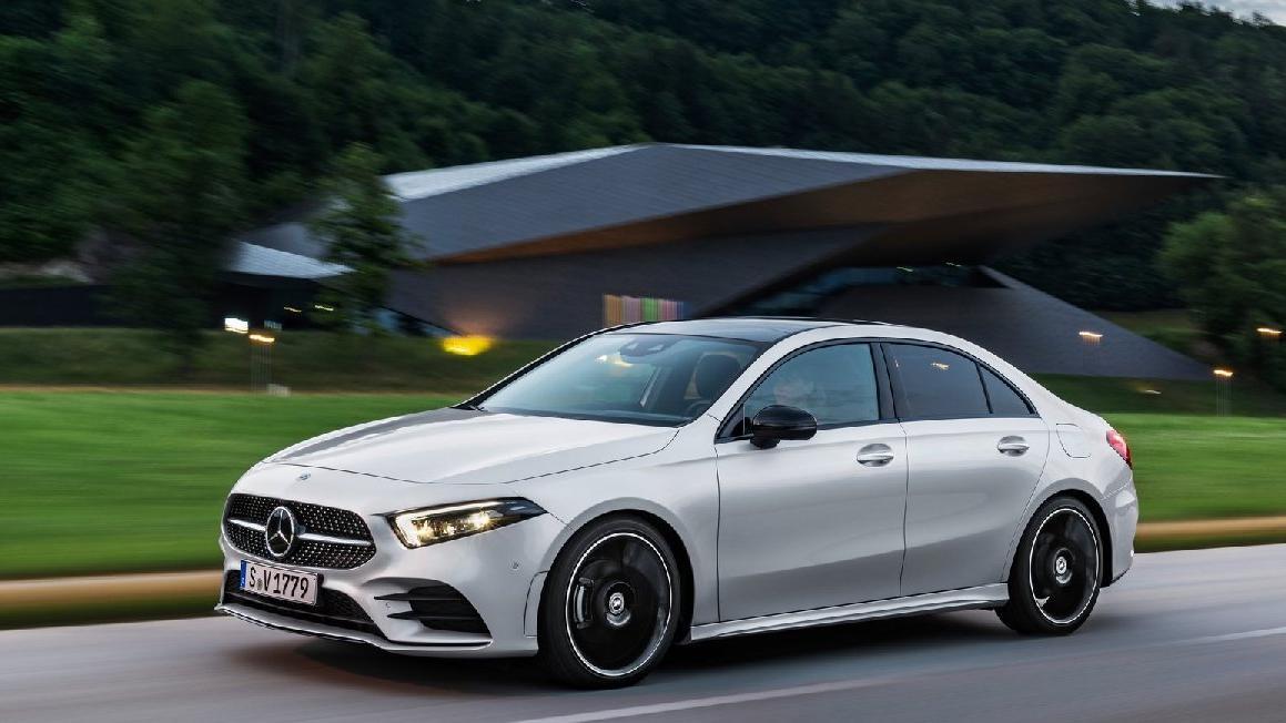 Yeni A-Serisi Sedan ne zaman Türkiye'de olacak?