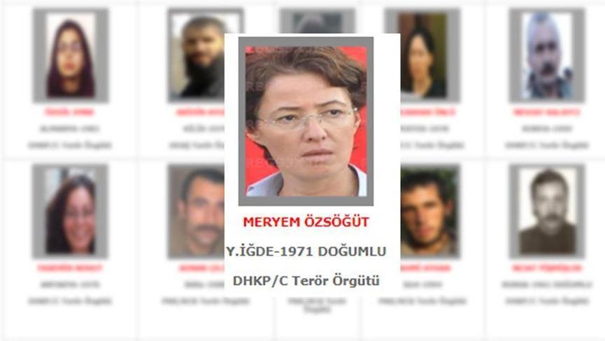 İstanbul'da DHKP-C'li kadın terörist yakalandı