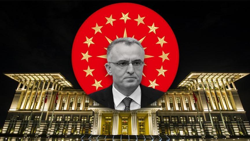 Naci Ağbal Strateji ve Bütçe Başkanı oldu
