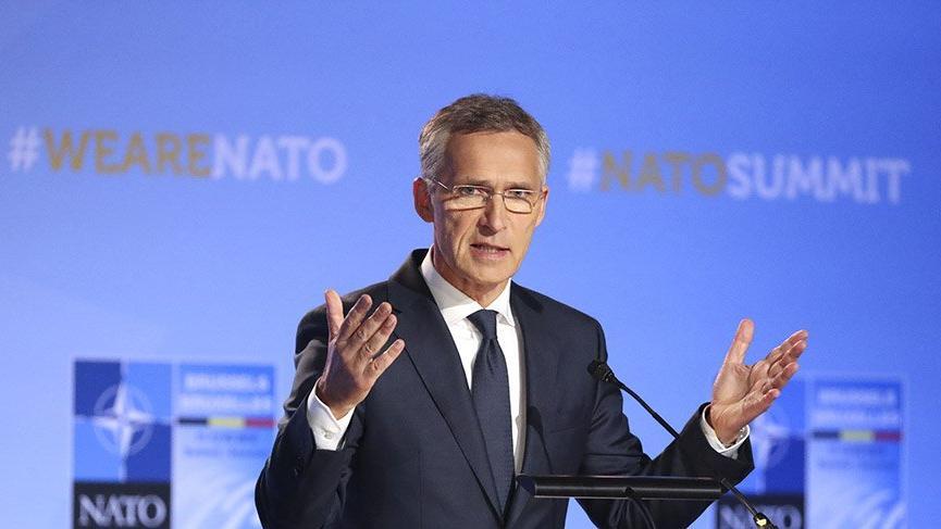 NATO'dan Türkiye'ye destek mesajı!