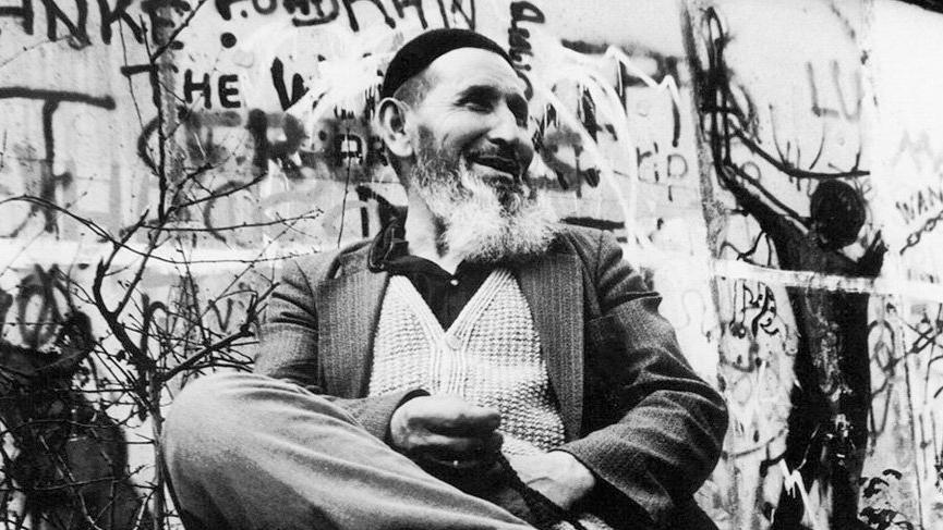 Berlin'in bir köşesini kendisine ayıran Yozgatlı Osman Dede
