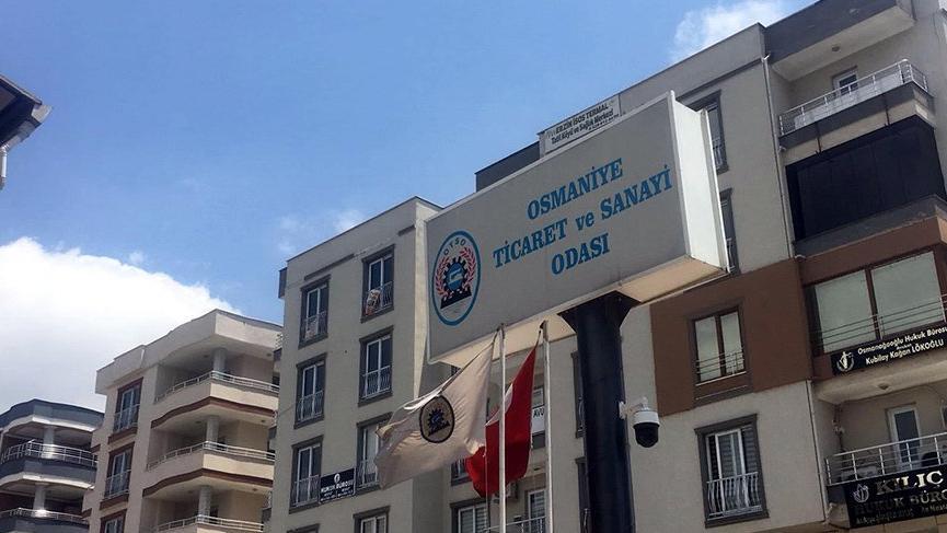 Osmaniye Ticaret Odası'na silahlı saldırı