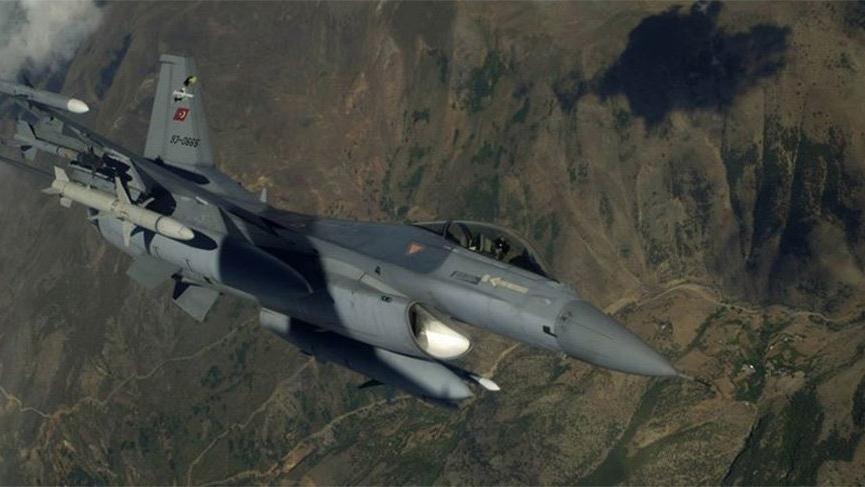 TSK: PKK'nın lojistik sorumlusu öldürüldü