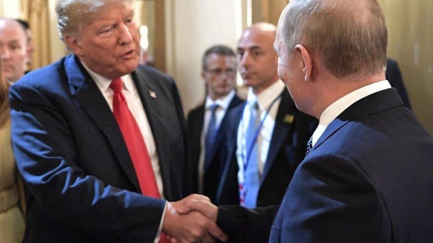 ABD'de Trump-Putin görüşmesi için flaş çağrı: Tercüman kongrede dinlensin