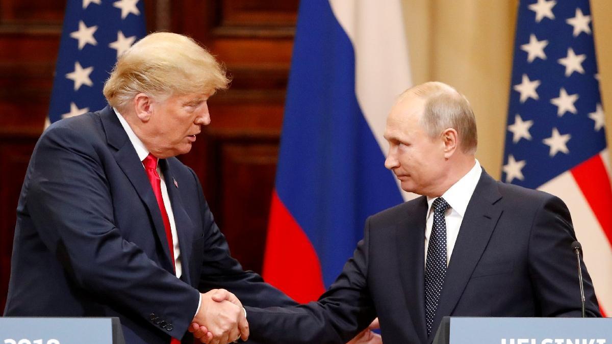 Kremlin'den Putin-Trump zirvesi için ikinci raunt sinyali