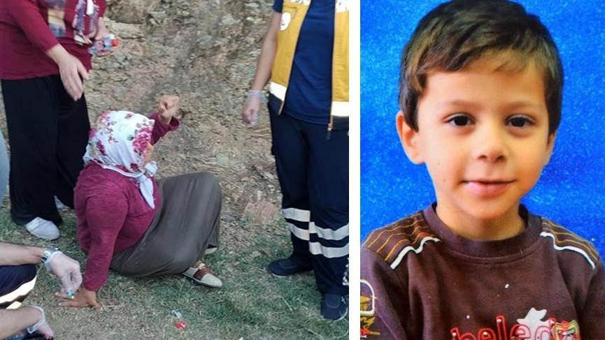 Hatay'da 6 yaşındaki engelli çocuk, ormanlık alanda kayboldu