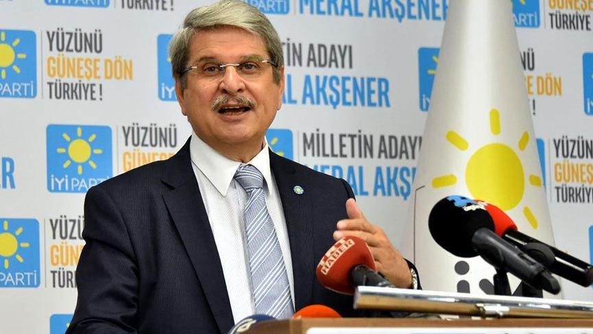 İYİ Parti'den Millet İttifakı açıklaması