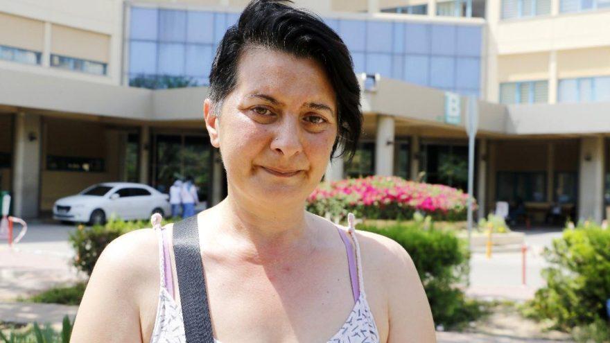 Beyaz diş hayaliyle tüm dişlerini kaybetmişti, Ankara'da tedaviye alındı