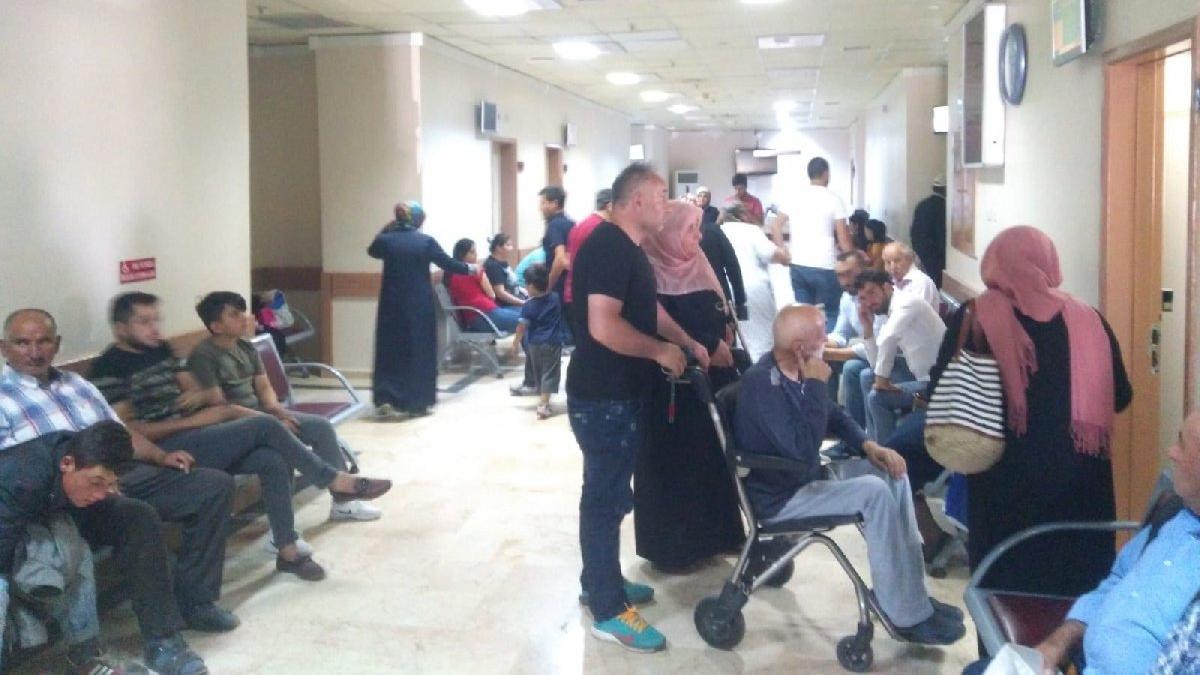 Sivas'ta 488 kişi zehirlendi