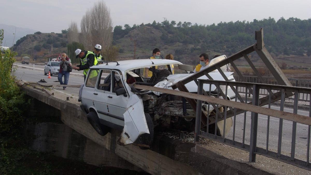 Trafik kazalarında 6 ayda 629 kurban