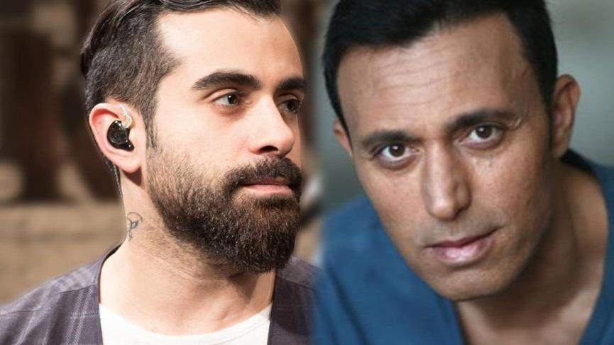 Mustafa Sandal ve Gökhan Türkmen kaza geçirdi