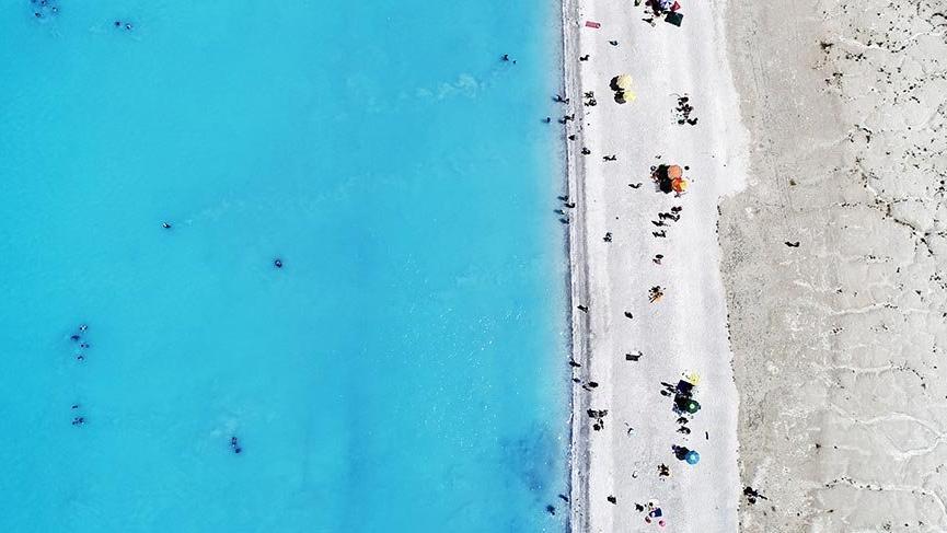 Türkiye'nin Maldivleri Salda yasaklarla korunuyor