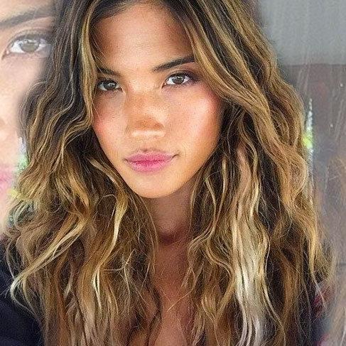 Kadınların yüzde 58'i dalgalı saç seviyor