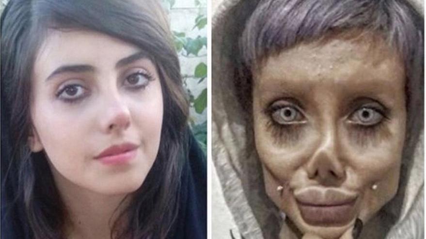 İranlı 'Zombi Gelin'e hapis cezası - Son dakika dünya haberleri