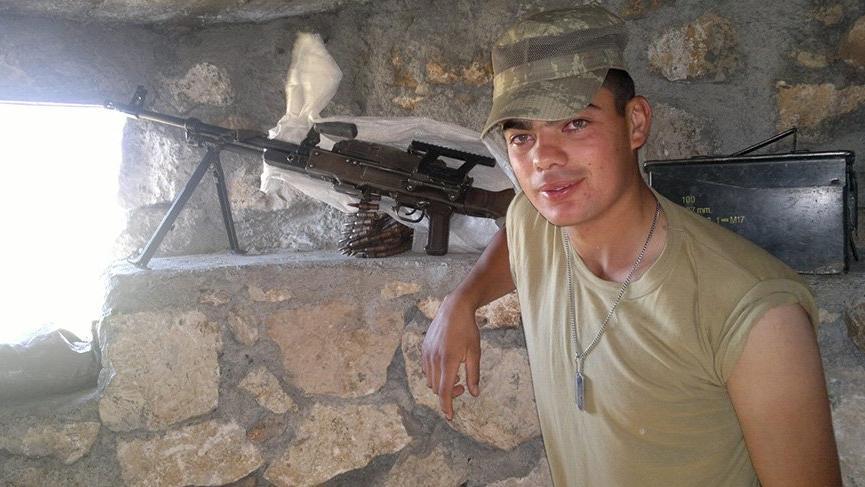 Giresun'da teröristler ile sıcak çatışma: Bir asker şehit