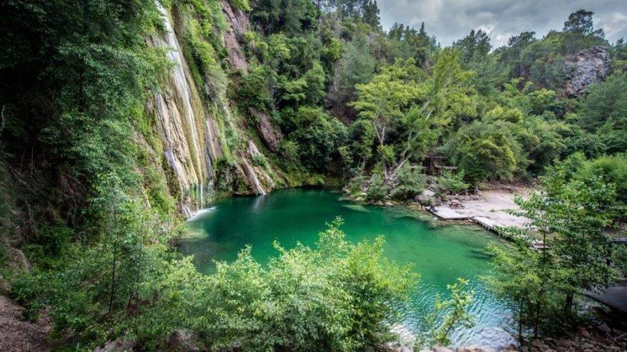 Doğası, denizi ve tarihiyle Antalya'nın 5 muhteşem yeri...