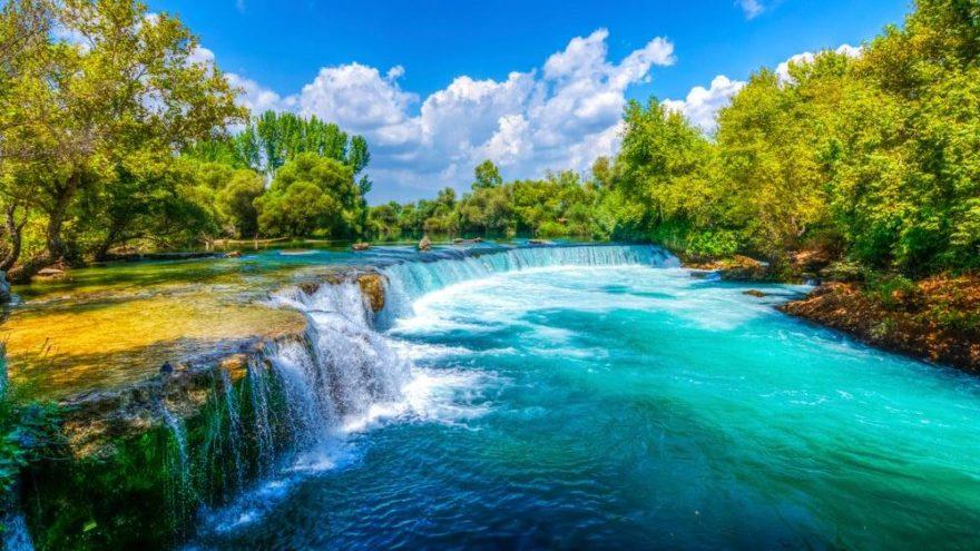 Manavgat'ın gezilecek yerleri: Doğa harikaları ile Manavgat…