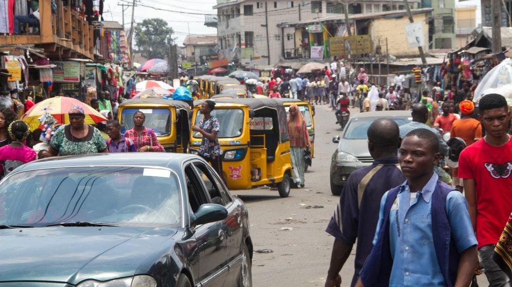 Nijerya'da sıtma ile mücadele başlatıldı