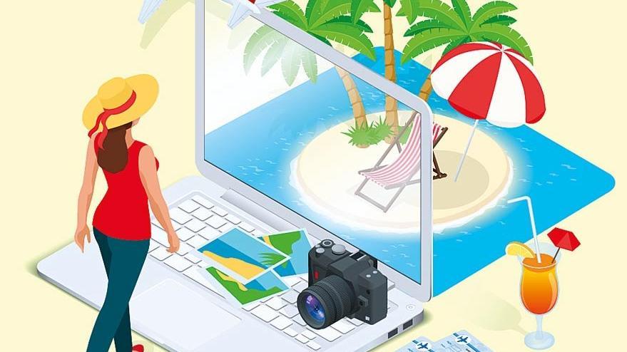 Tatil siteleri kadınlarla büyüyor