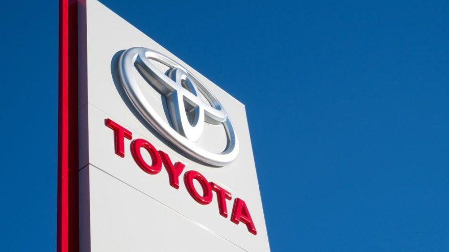 Toyota ödülünü aldı!