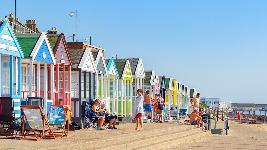 Kafa dinlemek için ideal Britanya'nın huzur dolu sahil kasabaları